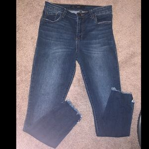STS Blue Ankle Skinny Jeans